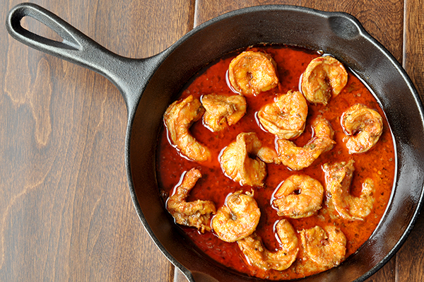 Spicy New Orleans BBQ Shrimp 01 | Cherry Jasmine