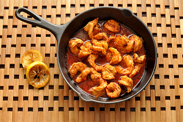 Spicy New Orleans BBQ Shrimp 02 | Cherry Jasmine