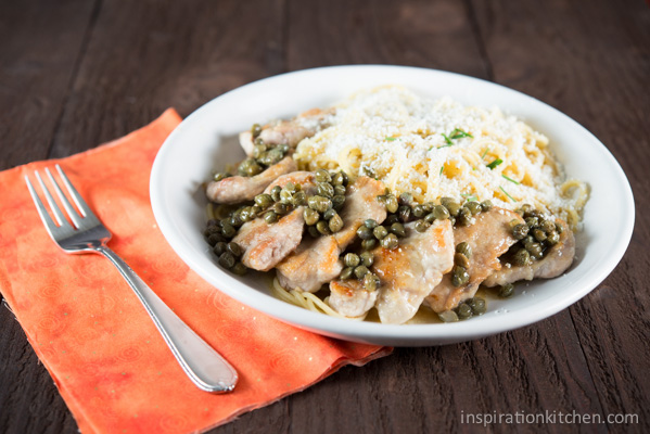 Pork Scallopini | Inspiration Kitchen